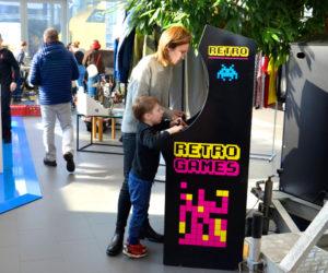 Automaty Arcade - 7 - atrakcje kosmiczne na targi cena