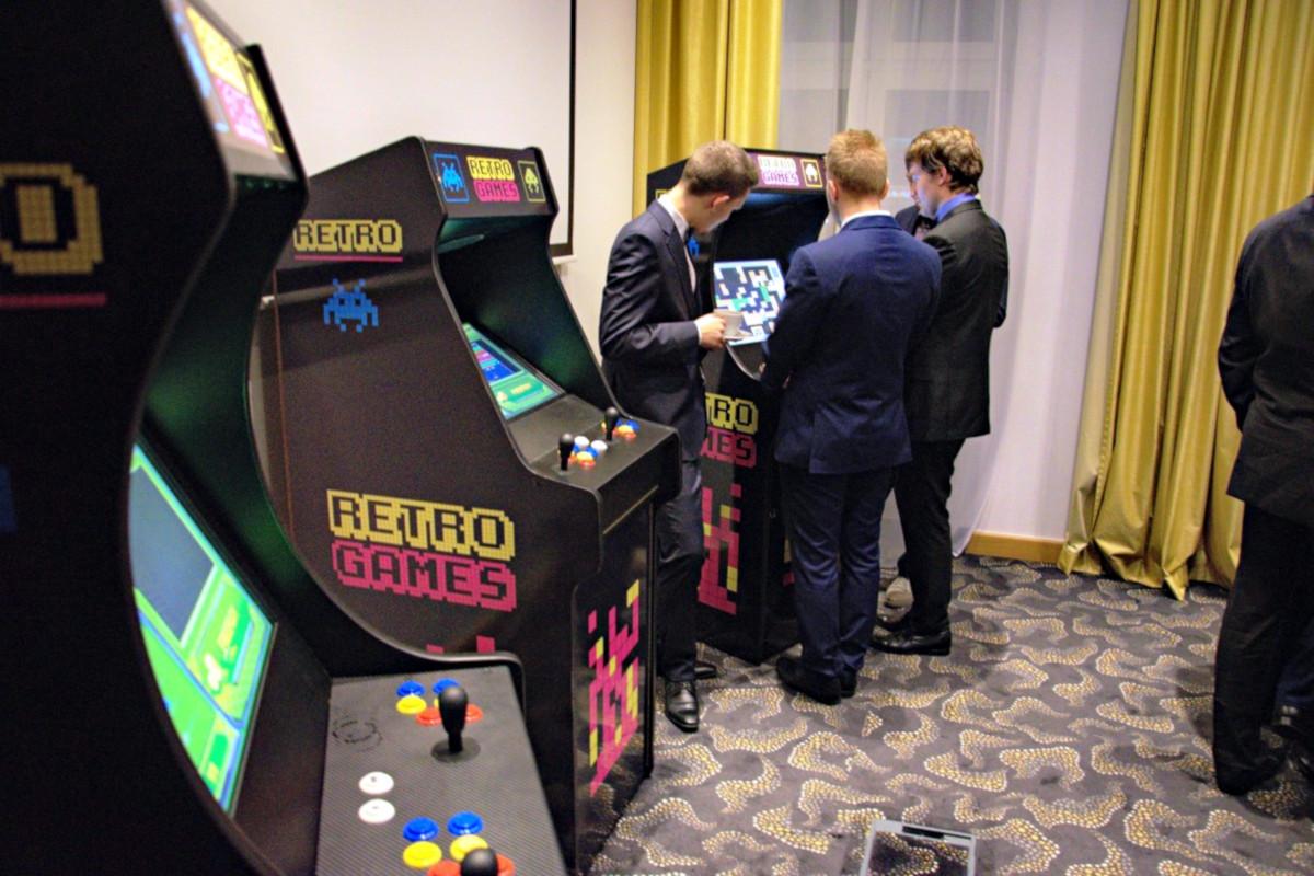 Automaty Arcade - 9 - atrakcje retro wrocław i katowice