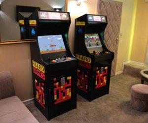Automaty Arcade Retro - 10 - wynajem na imprezę retro