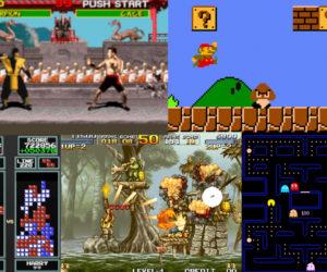 Automaty Arcade Retro - 2 - gry retro wynajem na event