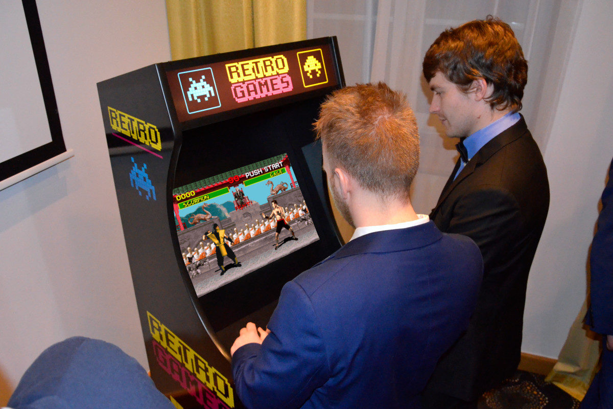 Automaty Arcade Retro - 3 - symulatory arcade cena