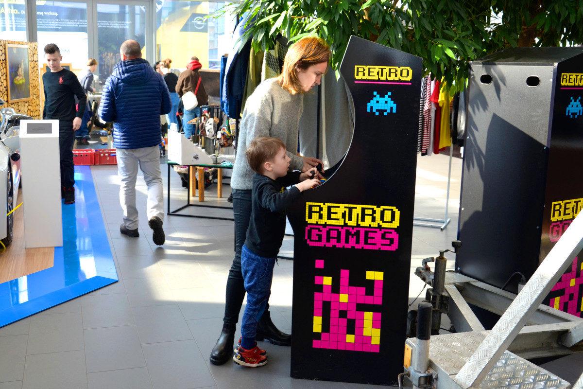 Automaty Arcade Retro - 8 - event firmowy wynajem atrakcji