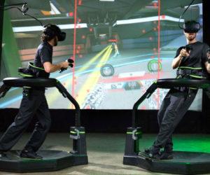 Bieżnia VR wynajem - 11 - htc vive cena omni wynajem