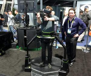 Bieżnia VR wynajem - 2 - atrakcje na imprezy firmowe warszawa