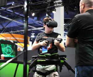 Bieżnia VR wynajem - 5 - vr zone wrocław cena