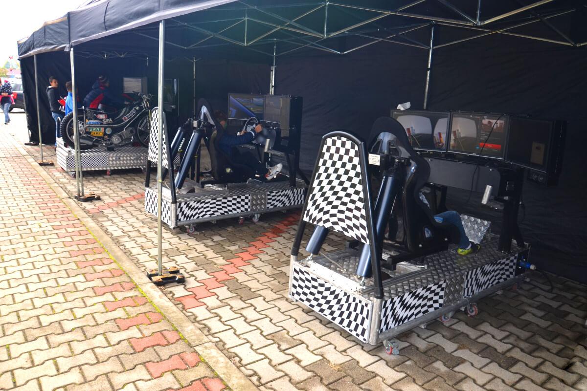 Namiot Express - 5 - ciekawe atrakcje na festyn warszawa
