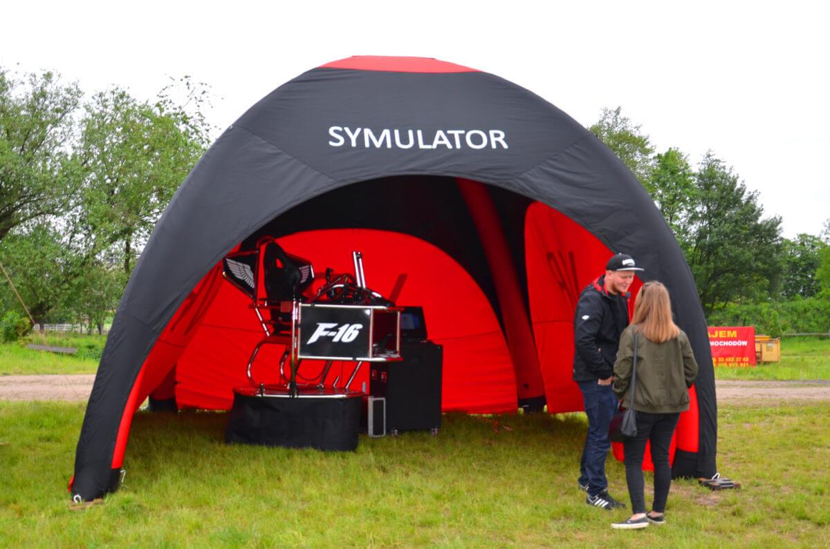 Namiot Iglo - 4 - symulator VR na festyn cena