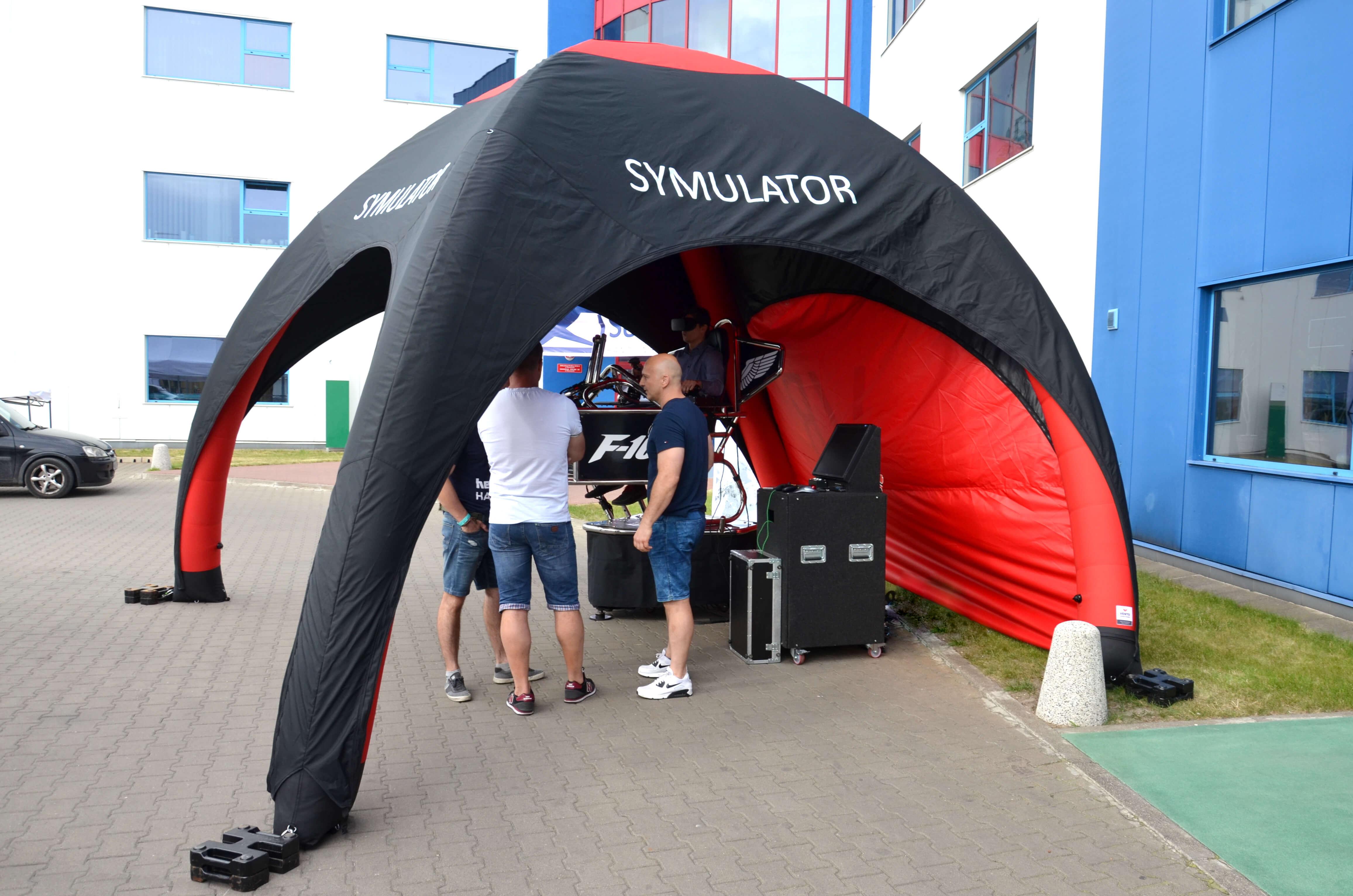 Namiot Iglo - 5 - atrakcje na imprezy plenerowe
