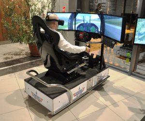 Symulator lotniczy VR wynajem