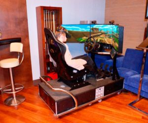 Roller coaster VR 5D - 11 - oculus na targi htc vive na wynajem
