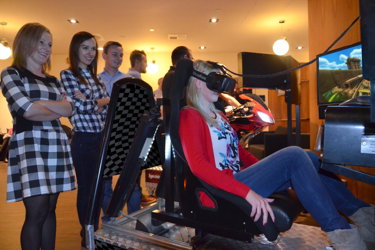 Roller coaster VR 5D - 8 - wynajem symulatorów na targi