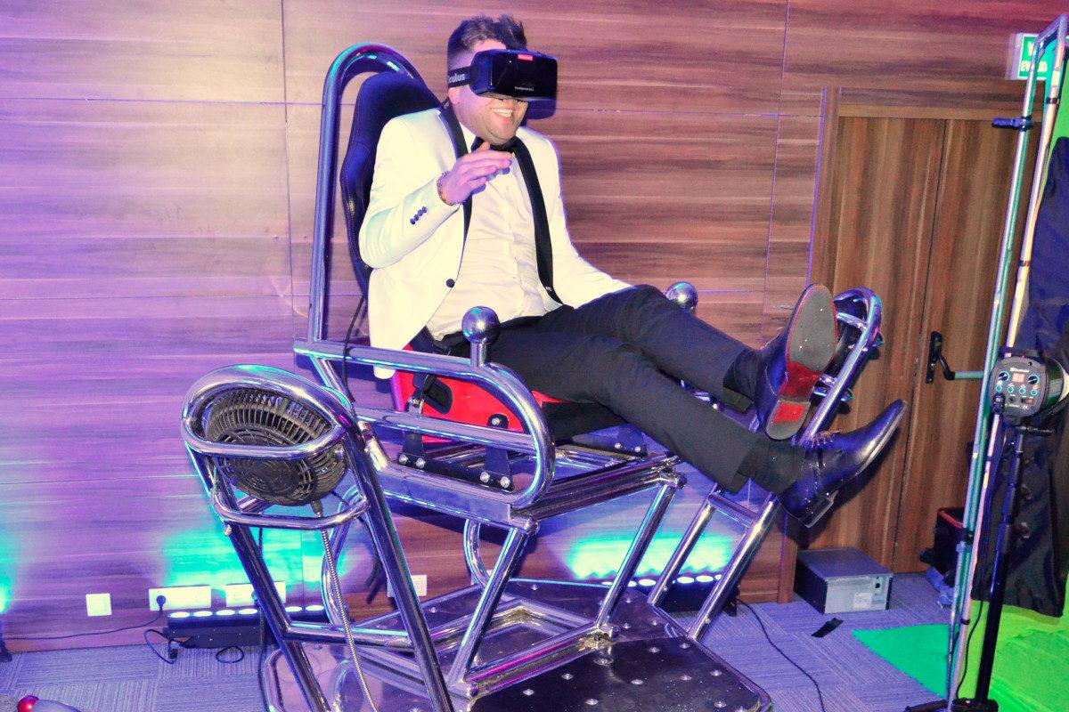 Roller coaster VR 9D - 07 - symulatory na imprezę firmową vr wynajem