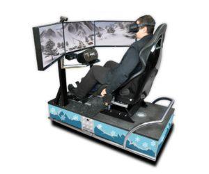 Roller coaster VR wynajem oculus warszawa