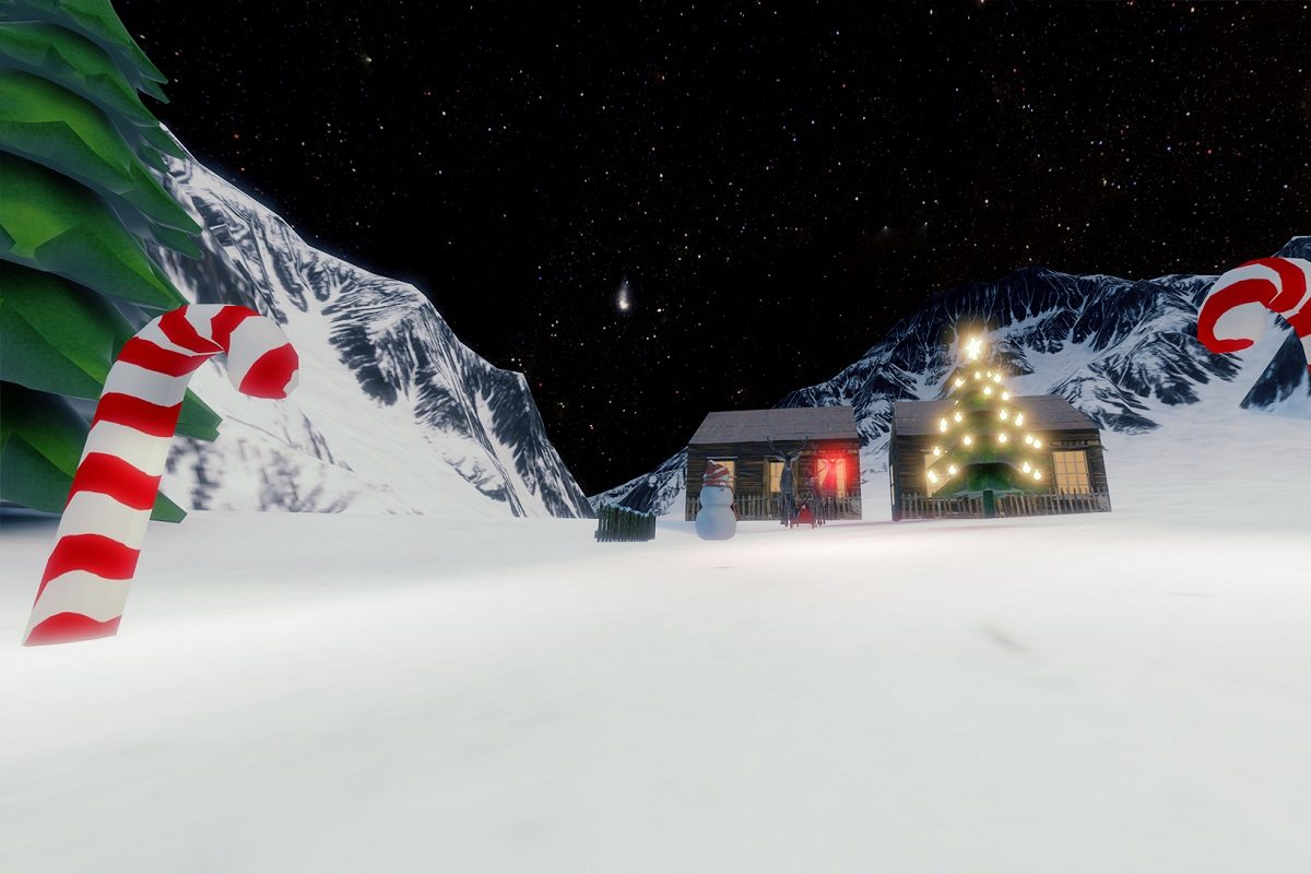 Sanie Święty Mikołaja wynajem na imprezy masowe vr