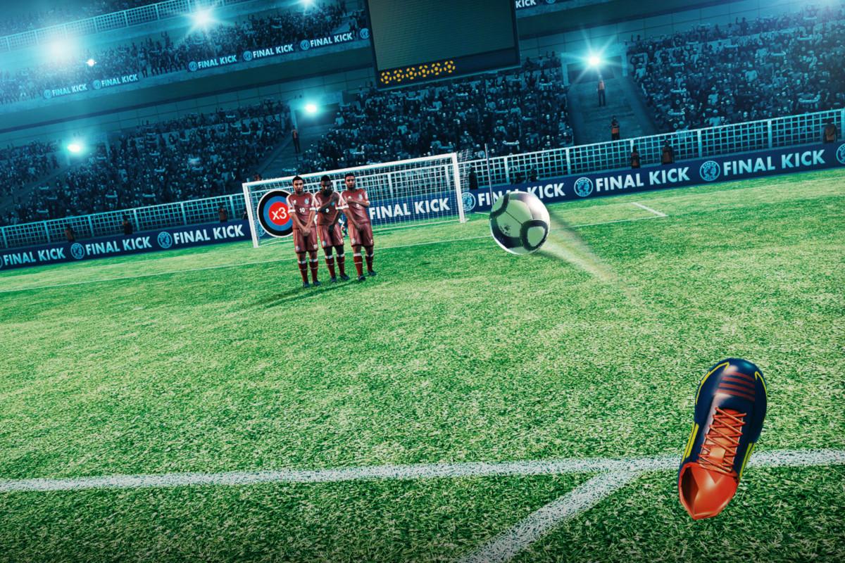 Sporty Letnie VR - 5 - symulator piłki nożnej wynajem