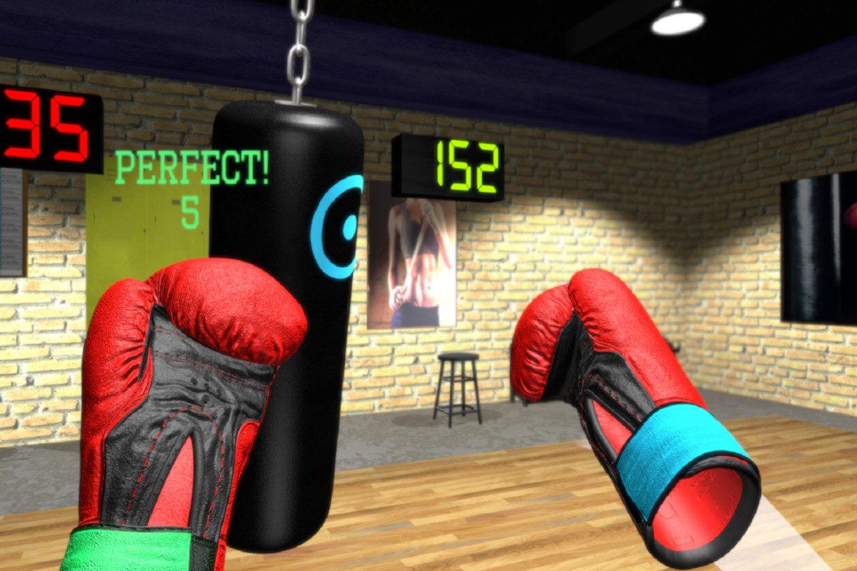 Sporty Letnie VR - 6 - boks vr wynajem warszawa