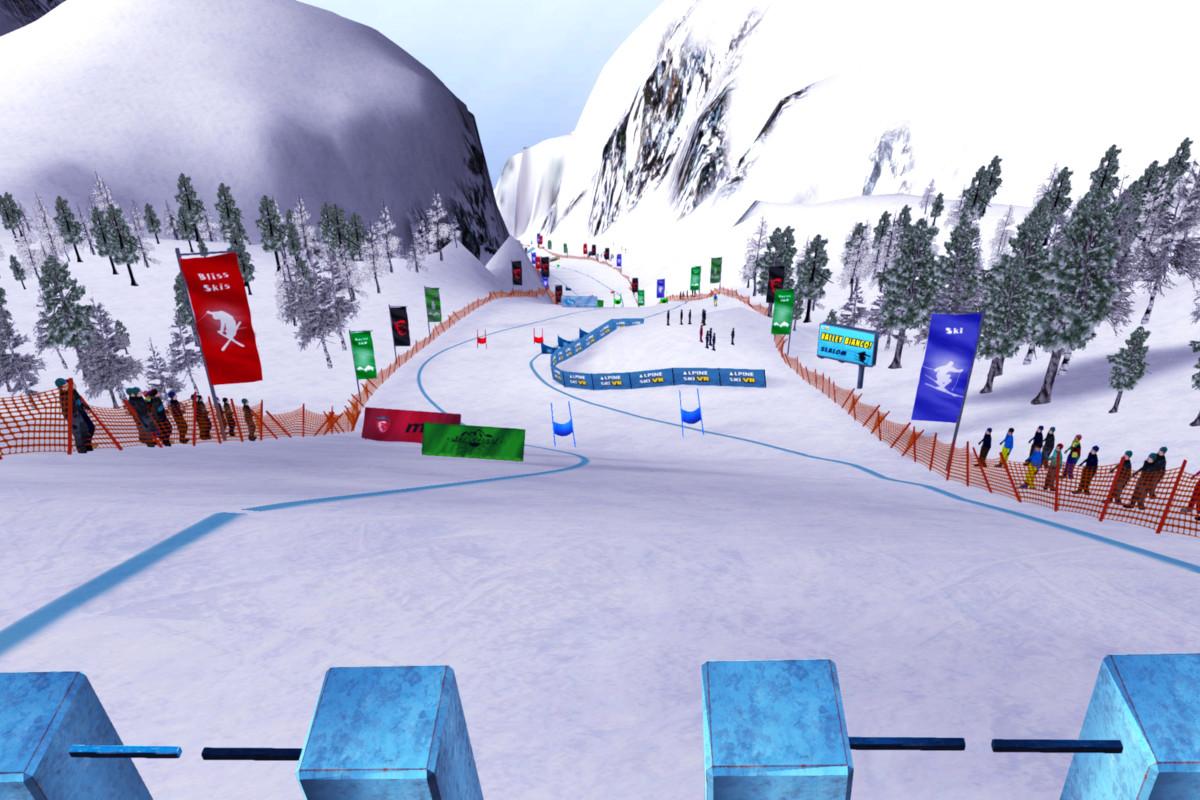 Sporty zimowe VR