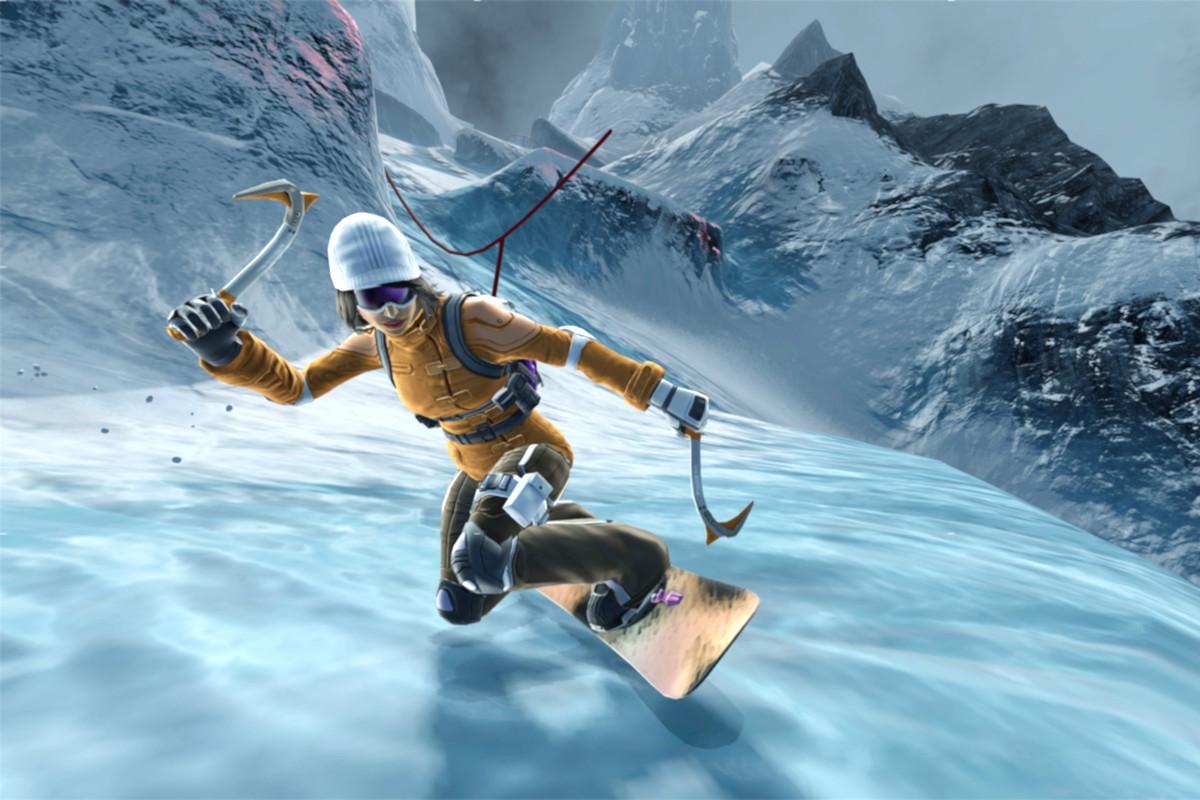 Sporty Zimowe VR - 7 - snowboard vr wynajem kraków