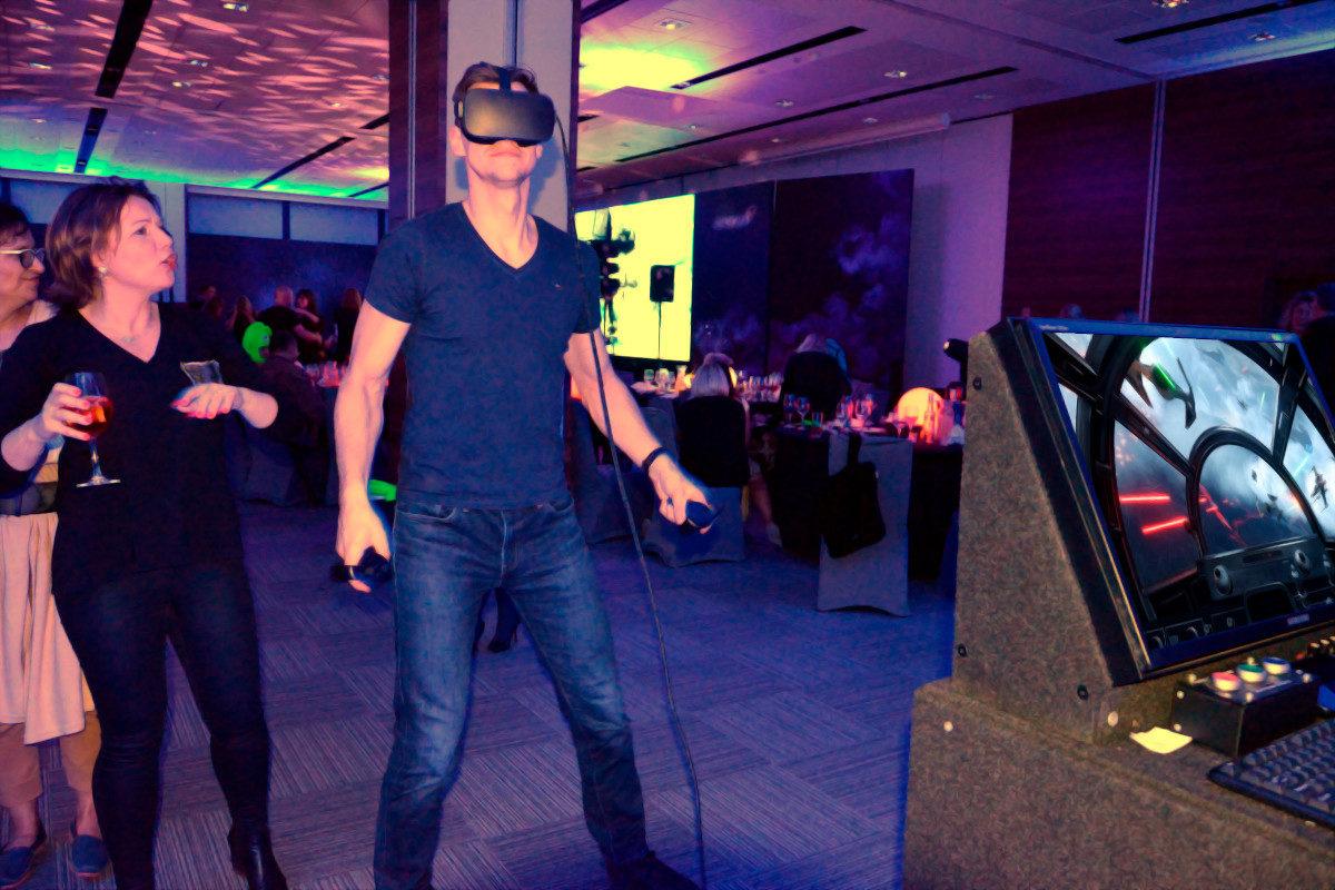 Stanowisko VR - 01 - Oculus wynajem VR na event