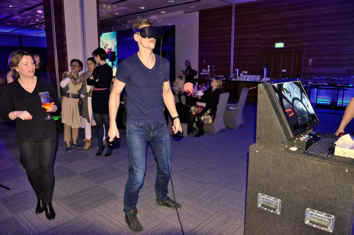 Stanowisko VR - 03 - htc vive wynajem atrakcje vr