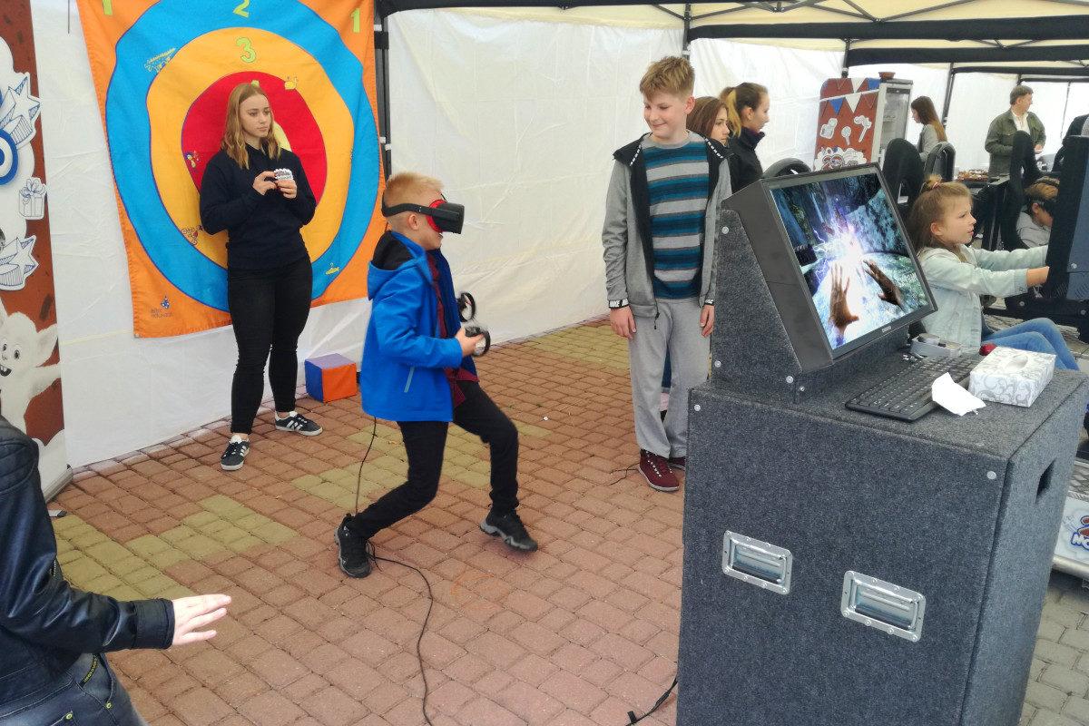 Rzeczywistość VR na wynajem