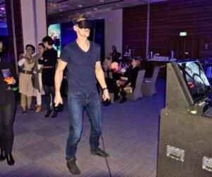 Stanowisko VR Kosmiczne - 3 - atrakcje kosmiczne wojny