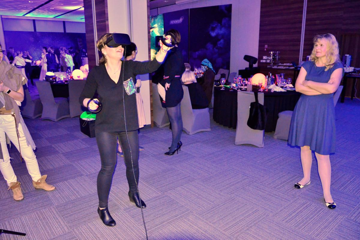 Stanowisko VR Lotnicze - 7 - Oculus Rift wynajem wrocław