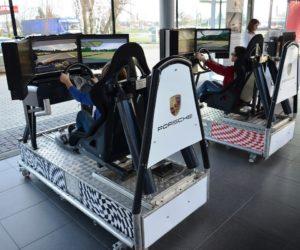 Symulato rjazdy salony samochodowe wynajem