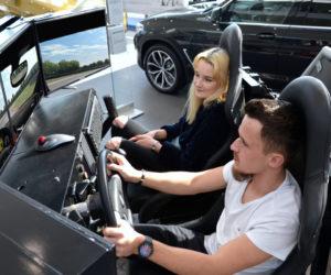 Symulator DAKAR WRC - 2 - atrakcje rajdowe na event wynajem