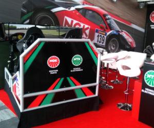 Symulator DAKAR WRC - 6 - ptak expo wynajem warszawa