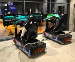Symulator Kosmiczny VR 5D - 3 - ciekawe atrakcje na event cena