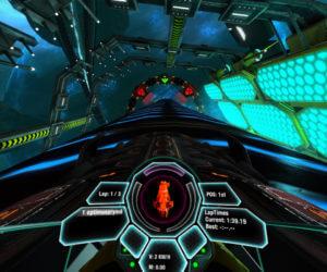 Symulator Kosmiczny VR 5D - 6 - gry vr oculus wynajem poznań