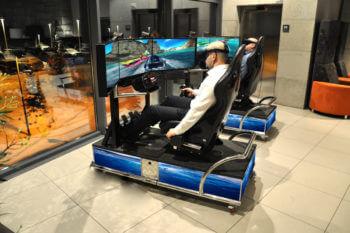 Symulatory gier rzeczywistości VR