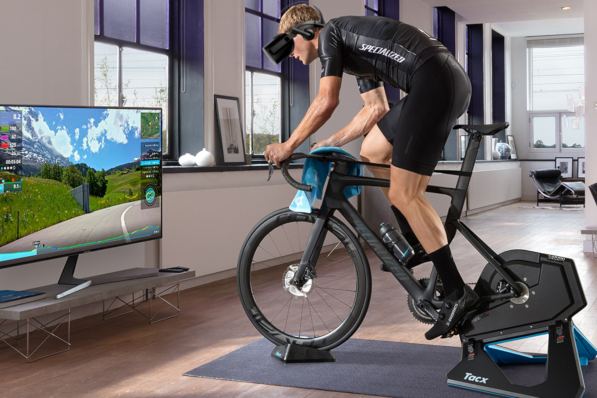 Symulator roweru VR wynajem