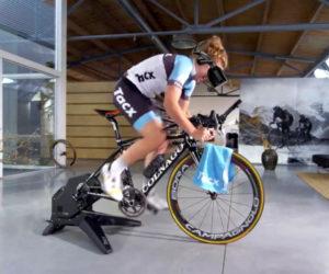 Symulator Roweru VR - 6 - symulator kolarski wynajem wrocław