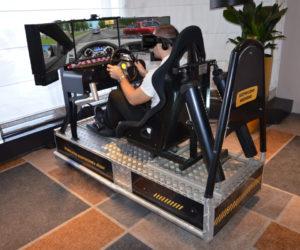 Symulator jazdy VR City - 2 - szkolenie kierowców warszawa