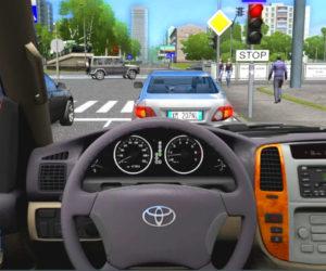 Symulator jazdy VR City - 7 - ruch uliczny szkolenie dla pracowników