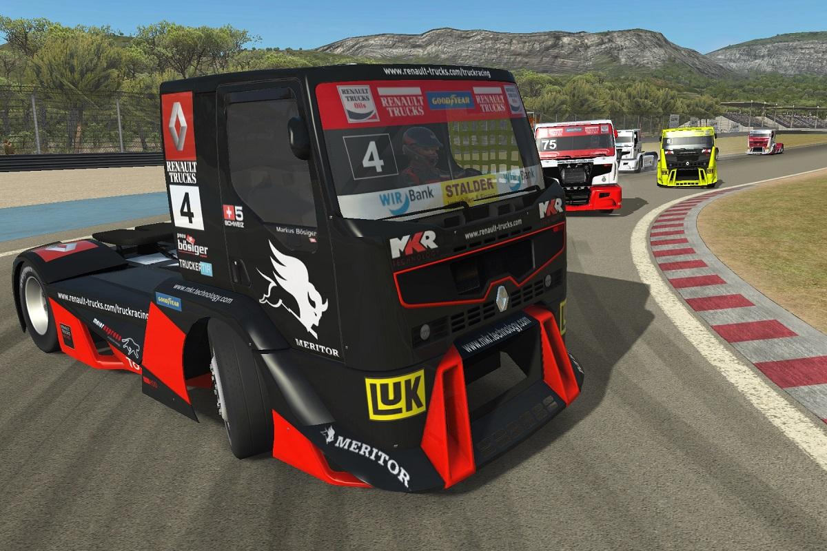Symulator jazdy samochodem TIR race - wynajem Warszawa VR