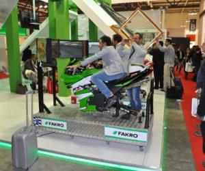 Symulator motocykla imprezy motocyklowe