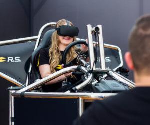 Symulator rajdowy VR 9D - 11 - wirtualna rzeczywistość wynajem