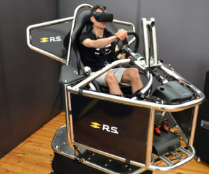 Symulator rajdowy VR 9D - 9 - wynajem symulatorów jazdy