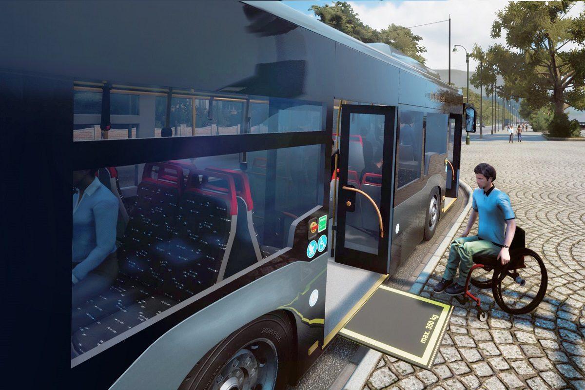 TIR wynajem autobus symulator Warszawa - 11