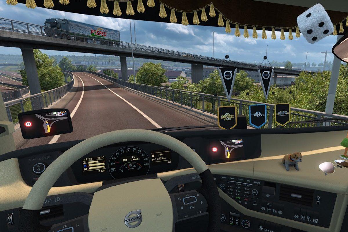Wynajem Oculus Tir Autobus Volvo Warszawa - 14