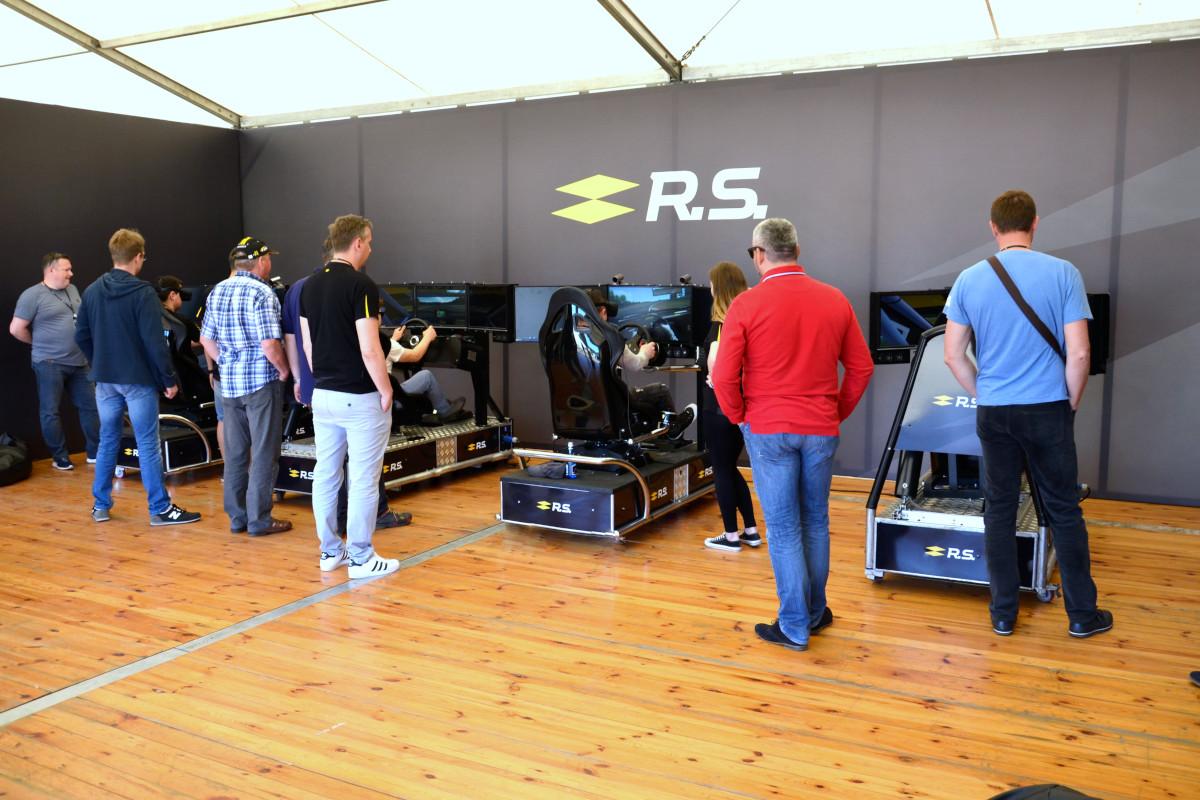 Symulator jazdy VR 5D