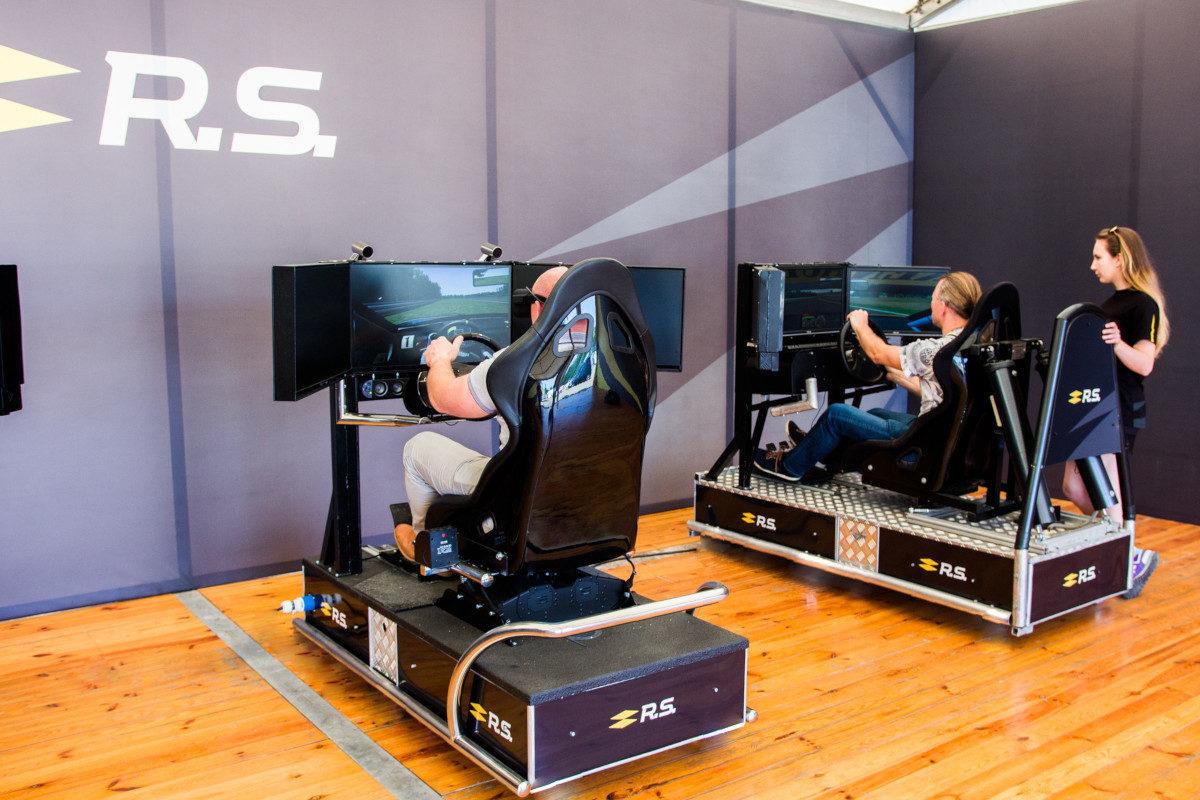 symulator jazdy VR 5D - 4 - wynajem atrakcji symulator f1
